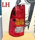 Toyota Hilux Sr5 Mk6 Vigo Pickup Left Side Tail Light Rear Lamp 2005 2006 2007 2008 2009 2010 Lh
