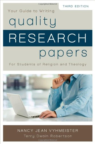 Buy theology research paper