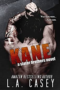 KANE (Slater Brothers Book 3) by [Casey, L.A.]