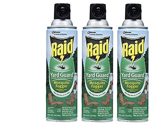 SC Johnson Raid Yard Guard (Pack - 3) by SC Johnson