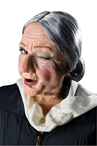 Makeup Porcelain Doll Costume (Granny Prosthetic Reel F/X Old)