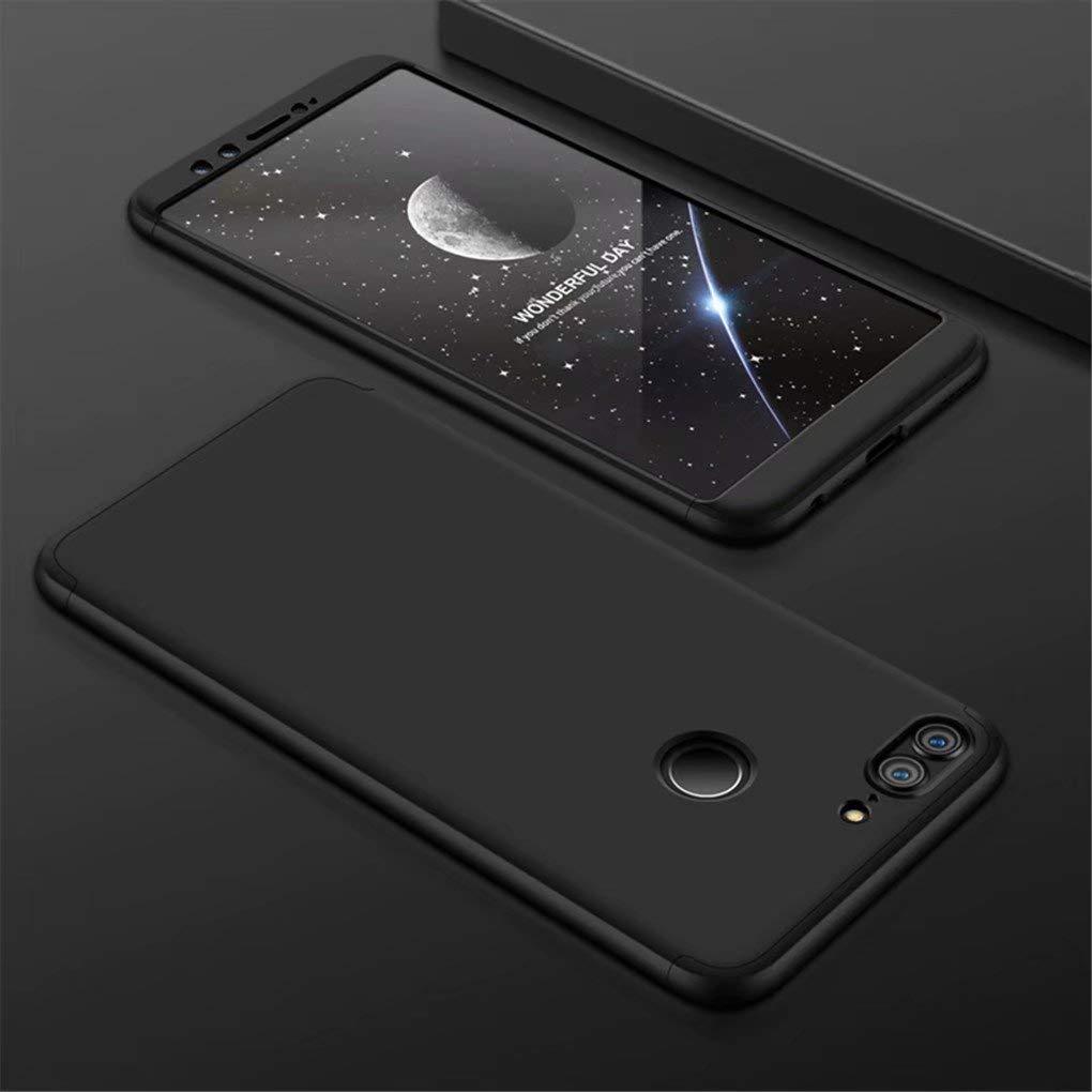 FHXD Compatible con Funda Huawei Honor 9 Lite Anti-Shock 360 ...