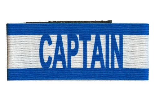 Kwik Goal International Captain's Armband, Royal
