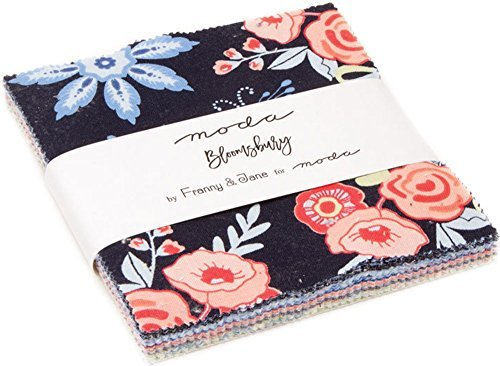 - Bloomsbury Charm Pack by Franny & Jane; 42-5