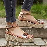 FAPIZI Women Shoes Women's Buckle Closed High