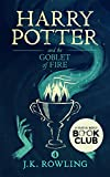 Book cover image for Harry Potter and the Goblet of Fire