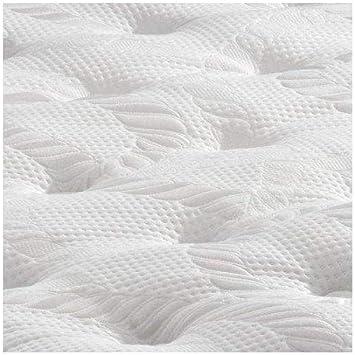 Epeda Conjunto somier Confort Medium 3 Zonas con colchón ...