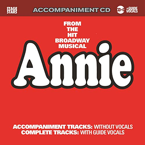 Annie: From the Hit Broadway Musical - Hits You Can Sing Too! (Cds Broadway Karaoke)