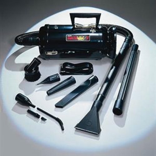 METROPOLITAN VACUUM CLEANER #MDV-2BA Data Vac Pro MDV-2BA Portable Vacuum Clearner - Data Vac Pro Cleaning Kit