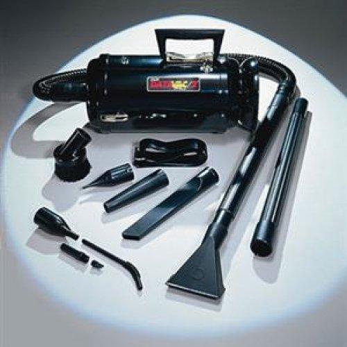 METROPOLITAN VACUUM CLEANER #MDV-2BA Data Vac Pro MDV-2BA Portable Vacuum Clearner