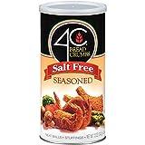 4c seasoned bread crumbs - 4C Salt Free Seasoned Bread Crumbs 12 oz. (Pack of 3)