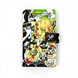 Deco3 series magical girl training plan 03 restart notebook type Smartphone cases
