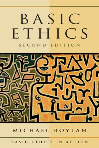 Download By Michael Boylan Series Editor Basic - Basic Ethics (2nd Edition) (2nd Edition) (2008-04-06) [Paperback] ebook