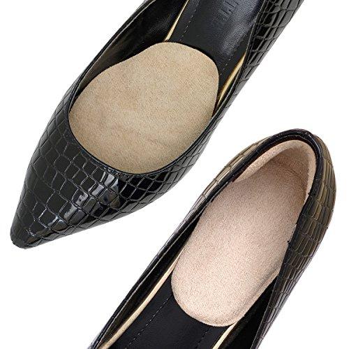 Heel liner pads