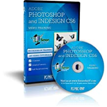 Learn Adobe Photoshop CS6 and InDesign CS6 Training Video Tutorials - 19.5 Hours