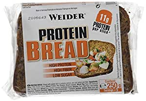 Weider WJW.208100 Victory Protein Bread Protein Bread Normal 250 gr
