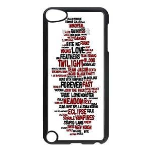 ZK-SXH - The Twilight Saga Custom Case Cover for iPod Touch 5,The Twilight Saga DIY Case