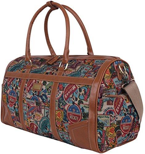 Disney Vintage Mickey Oversized Luggage