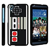 HTC Desire 626 , 2 Piece Hard Snap On Case + Screen Protector Film + Stylus Pen - Game Controller