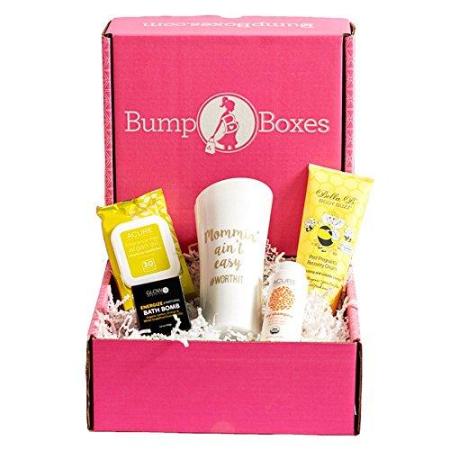 Bump Boxes 4th Trimester New Mom Gift Box