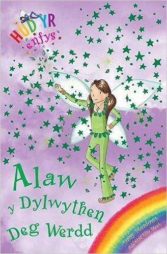 Cyfres Hud yr Enfys: Alaw y Dylwythen Deg Werdd