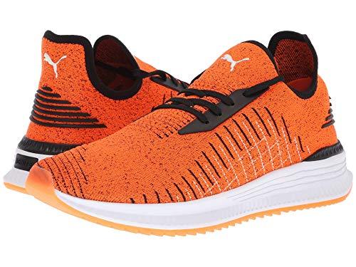 [PUMA(プーマ)] メンズランニングシューズ?スニーカー?靴 Avid evoKNIT Shocking Orange/Puma Black/Puma White 8 (26cm) D - Medium