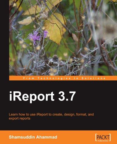 iReport 3.7