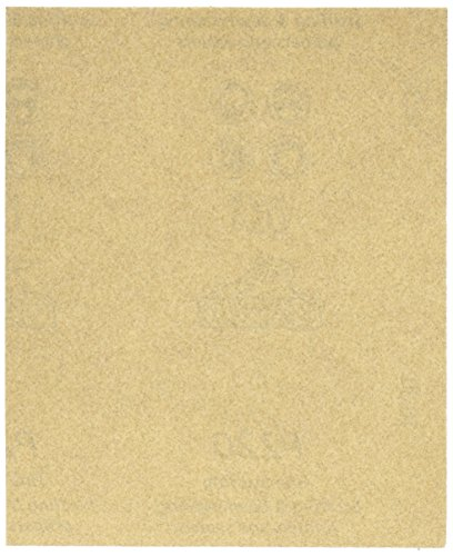 Gator Finishing 5030 220 Grit Aluminum Oxide Sanding Sheets (6 pack), 4.5