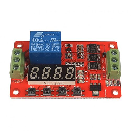 SainSmart Relay Cycle Timer Module