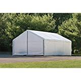 ShelterLogic Ultra Max Canopy Enclosure Kit - Fits Item# 252308, 50ft. x 30ft.W Canopy, Model# 27777