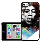 Jimi Hendrix Rock Music Phone Case (iPhone 5c)