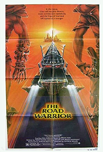 Road Warrior Movie Poster