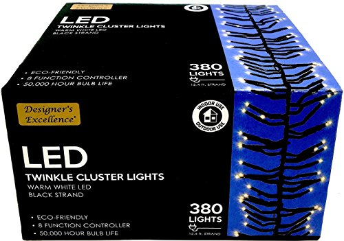 Cluster Led Christmas Lights