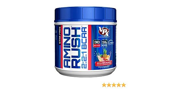 essential amino rush