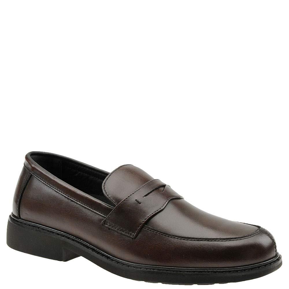 Drew Men's Essex Burgundy Leather 11 EEEE US by Drew Shoe