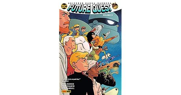 Future Quest Volume 2 9788542609059 Livros Na Amazon Brasil