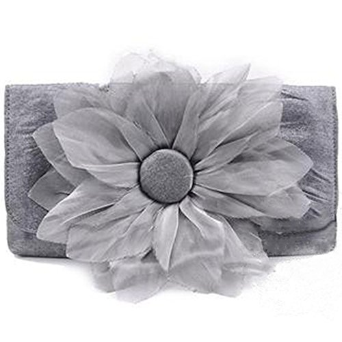 Spritech(TM) Womens Elegant Silk Envelope Evening