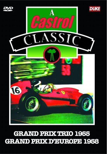 Grand Prix Trio 1955/Grand Prix D'europe 1958 [Import anglais] -