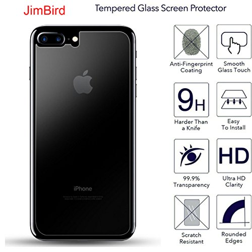 JimBird Tempered Glass Screen Protector Front + Back ...
