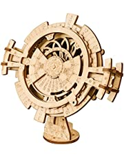 ROBOTIME Calendario perpetuo - Kit de construcción de Modelo mecánico de Corte por láser Adultos