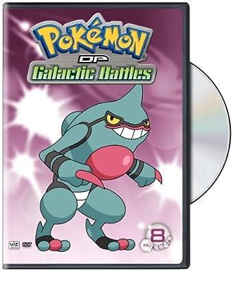 Amazon.com: Pokemon: Dp Galactic Battles 8 [DVD] [Region 1 ...