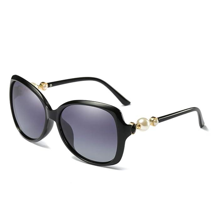 WHHJL Gafas de sol Moda Gafas De Sol Polarizadas Mariposa ...