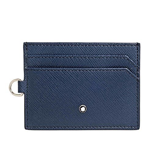 Montblanc Sartorial Pocket 2 CC View Carry Me - Indigo by MONTBLANC