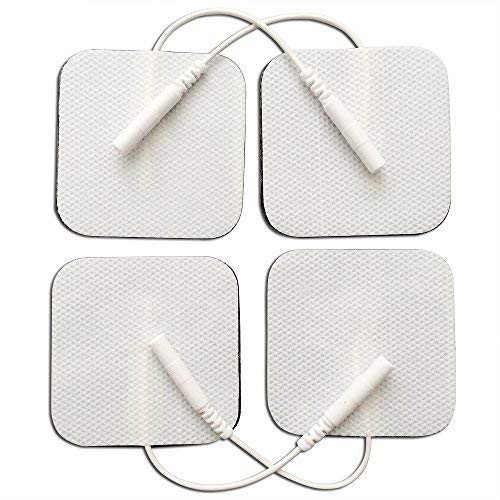 - 20-Pack TENS Unit Electrodes Replacement Pads 2
