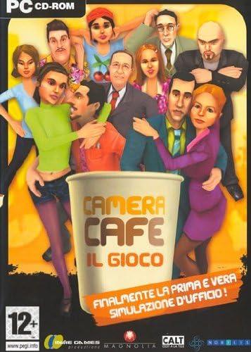 Camera Cafe [Importación italiana]: Amazon.es: Videojuegos