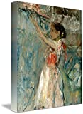 Wall Art Print entitled Offering Of Flowers PINAZO CAMARLENCH, IGNACIO by Celestial Images | 36 x 45