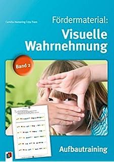 Fördermaterial: Visuelle Wahrnehmung: Basistraining: Amazon.de ...