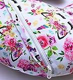 Unicorn Nursing Pillow Cover - Slip Cover - Best