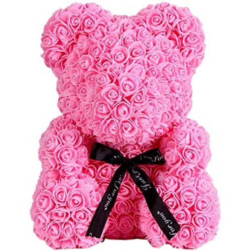 Free Ship Deal Deals Rose Teddy Bear Cute Love Bear (Pink)