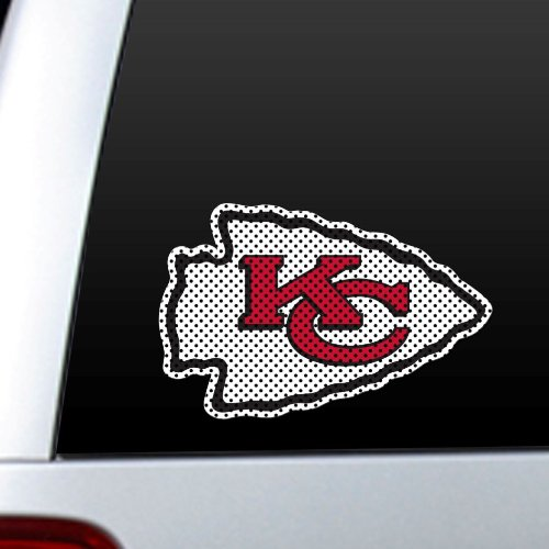 (NFL Kansas City Chiefs Die Cut Window Film)